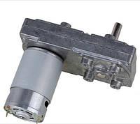 Мотор-редуктор Takanawa 12В 12 RPM металлические шестерни FC-555