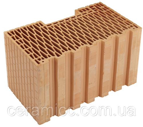 Керамический блок  HELUZ FAMILY 44-K шлифованный