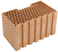 Керамический блок HELUZ PLUS 44-K шлифованный
