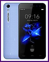 Смартфон HOMTOM HT16 1/8GB (BLUE). Гарантия в Украине 1 год!