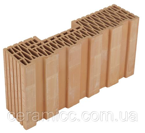 Керамический блок HELUZ STI 49-K-1/2 шлифованный