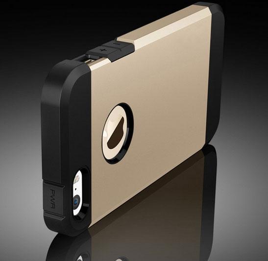 Противоударный чехол Spigen для Apple iPhone 6 (4.7