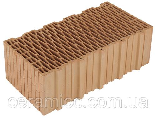 Керамический блок HELUZ STI 49-N шлифованный