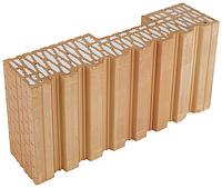 Керамический блок HELUZ FAMILY 50-K-1/2 2in1 шлифованный