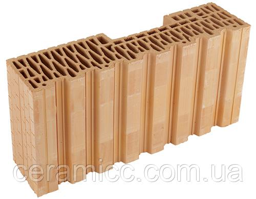 Керамічний блок HELUZ FAMILY 2in1 50-K шліфований