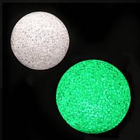Светильник Шар 8см