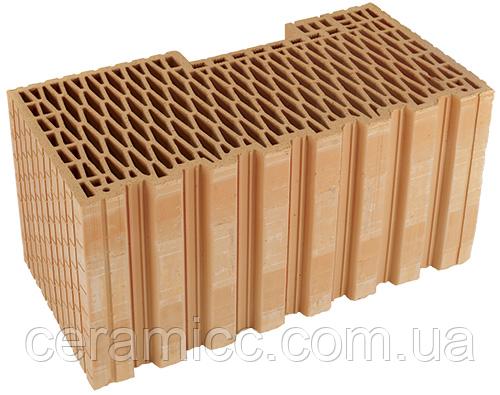 Керамический блок HELUZ FAMILY 50-K шлифованный