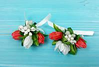Бутоньерки на свадьбу, фото 1