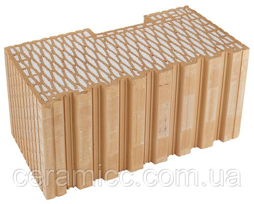 Керамический блок HELUZ FAMILY 2in1 30-R шлифованный