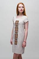 Жіноче плаття з вишивкою Орнамент, фото 1