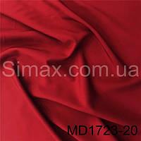 Ткань Super Soft Бордовый