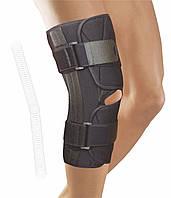 Ортез коленный с мягкими пружинами Genucare ligament open