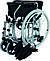 Коляска инвалидная раскладная Golfi-20 , фото 3