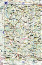 Авто Україна РУС 1:500 000 тв +55 ПМ Атлас автодорог ТШ Авто Украина, фото 3
