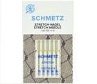 """Иглы Schmetz """"Stretch"""" для эластичных тканей ассорти"""