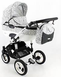 Детская коляска универсальная 2в1 Adbor Ottis 24 (Адбор Оттис, Польша)