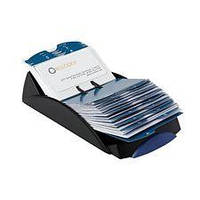 Открытая  картотека VIP V для 50 визиток 57х102мм ROLODEX 67175