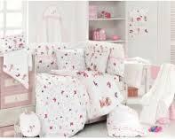 Комплект детского постельного белья для новорожденных в кроватку First Choice Hapy baby Peri, фото 2
