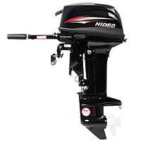 Hidea HD18FHS двухтактный лодочный мотор