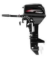 Hidea HD9.8FHS - мотор лодочный двухтактный Хайди 9,8 (Хидея)