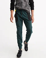 "Зеленые спортивные штаны ""Jogger"" Abercrombie & Fitch, фото 1"