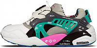 Женские кроссовки Puma Disc Blaze x Graphers Rock White/Grey