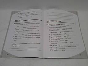5 клас Лібра Робочий зошит Англійська мова 5 клас Робочий зошит з граматики Карпюк, фото 2