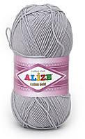 Турецкая пряжа для вязания Alize Cotton Gold. Цвет 21