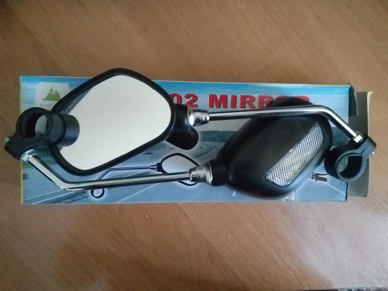 Зеркало заднего вида для велосипеда JY-102