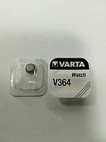Батарейка часовая Varta SR621 (AG1, 364)