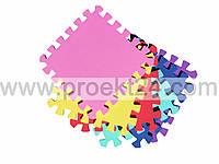 Детский коврик-пазл 300×300×10 мм