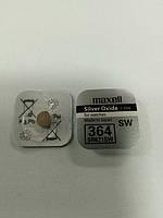 Батарейка часовая Maxell SR621 (AG1, 364)