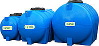 Емкость горизонтальная на 2000 литров G – 2000