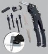 Заклепочник ручной для установки заклепок и втулок