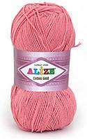 Турецкая пряжа для вязания Alize Cotton Gold. Цвет 33