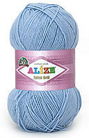 Турецкая пряжа для вязания Alize Cotton Gold. Цвет 40
