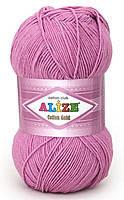 Турецкая пряжа для вязания Alize Cotton Gold. Цвет 98