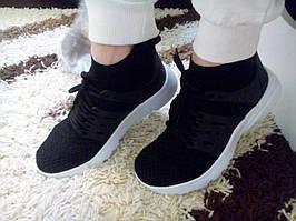 Оригинальные женские кроссовки носки хит сезона