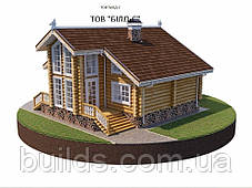 Строительство деревянного дома, фото 3