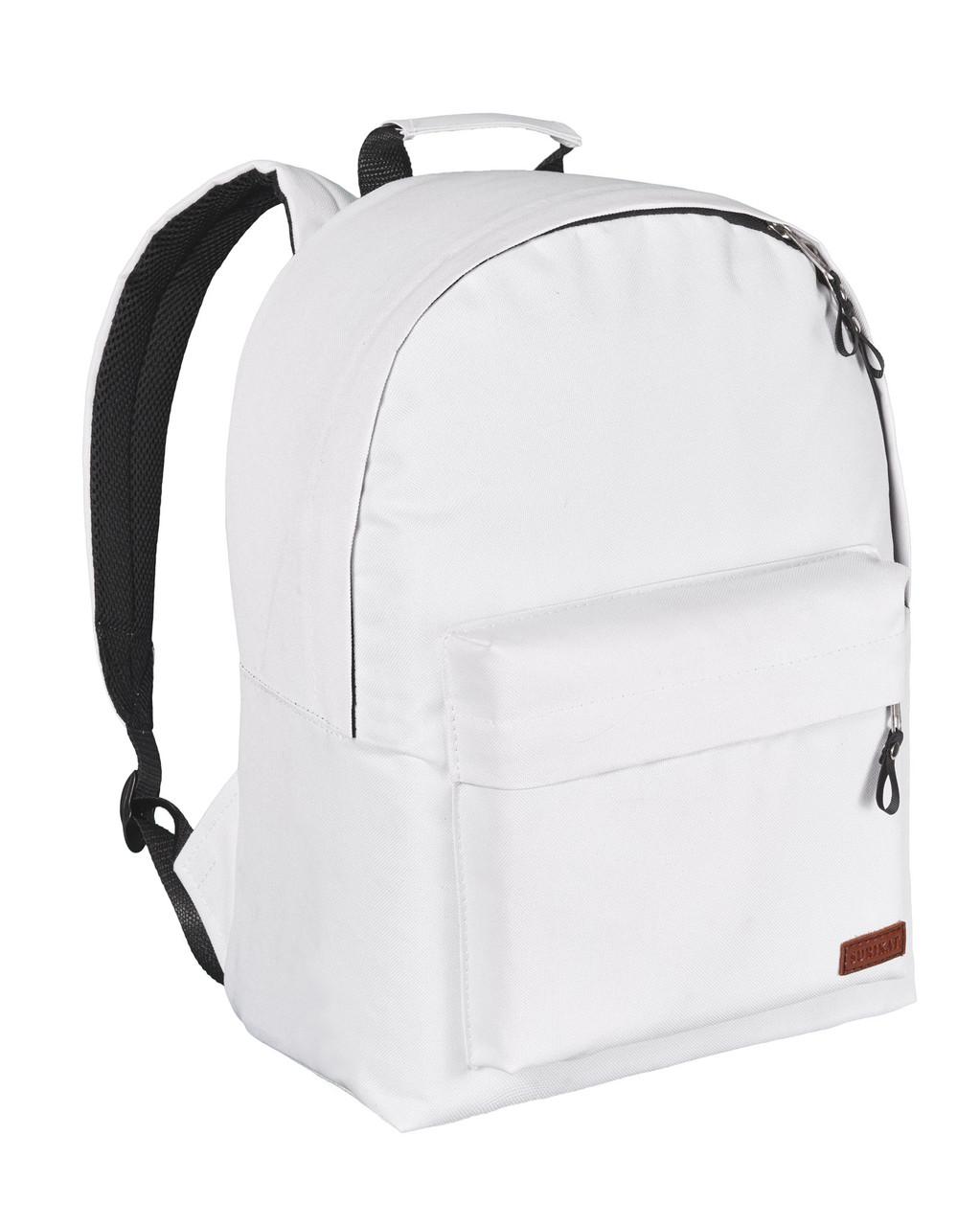 2c25c059c518 Городской рюкзак белый City Surikat 16л. (мужские рюкзаки, женские рюкзаки)  - Интернет