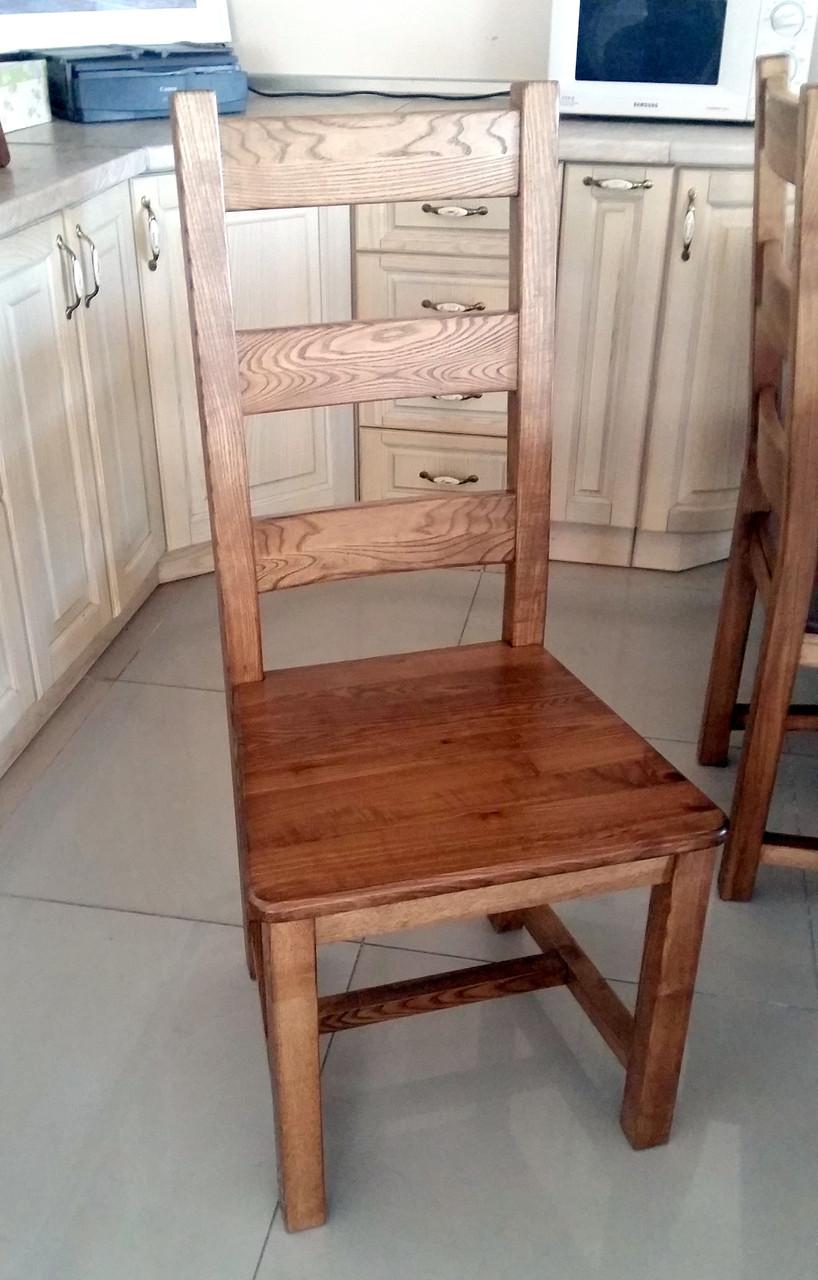 Стул из массива дуба Ladder (Леддер) GOOD WOOD Рускополянский Мебельный Комбинат Явир