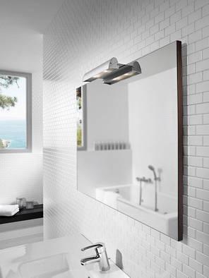 Зеркало Roca ВИКТОРИЯ 80 см,белый глянец 812229806, фото 2