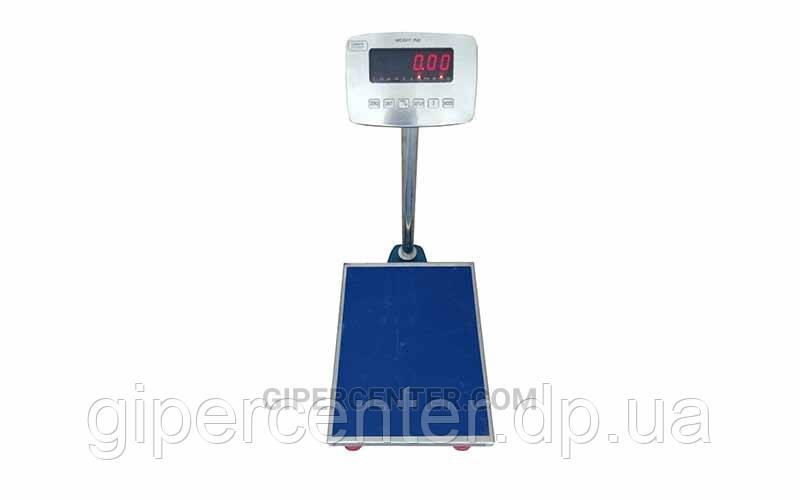 Весы товарные ВПЕ-Центровес-405-300-СМ-1 до 300 кг