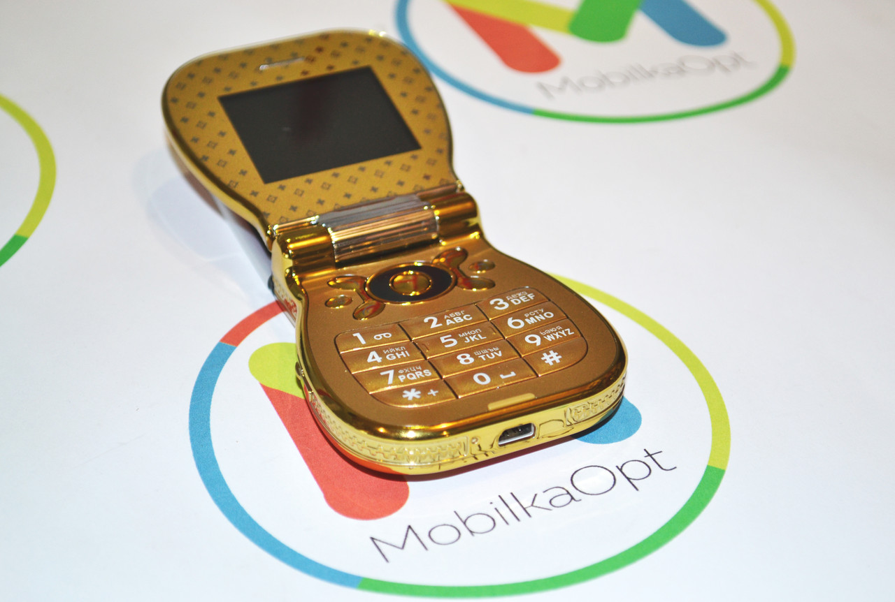 Женский детский телефон Nokia Louis Vuitton G Seven G7-11 (DUOS)