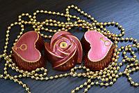 Набор рунических аромакамней «Огненные Сердца»