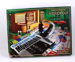 DankoToys Монополія Люкс Економічна настільна гра SP G08-UA, фото 3