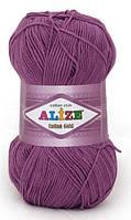 Турецкая пряжа для вязания Alize Cotton Gold. Цвет 99