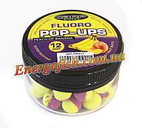 Бойли Two tone Fluro Pop-ups Peach of Banana 12 мм