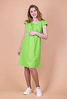 Платье для беременных  универсальное штапель