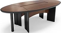 Конференц стол С203 (2600 х 1260 х 760 h)